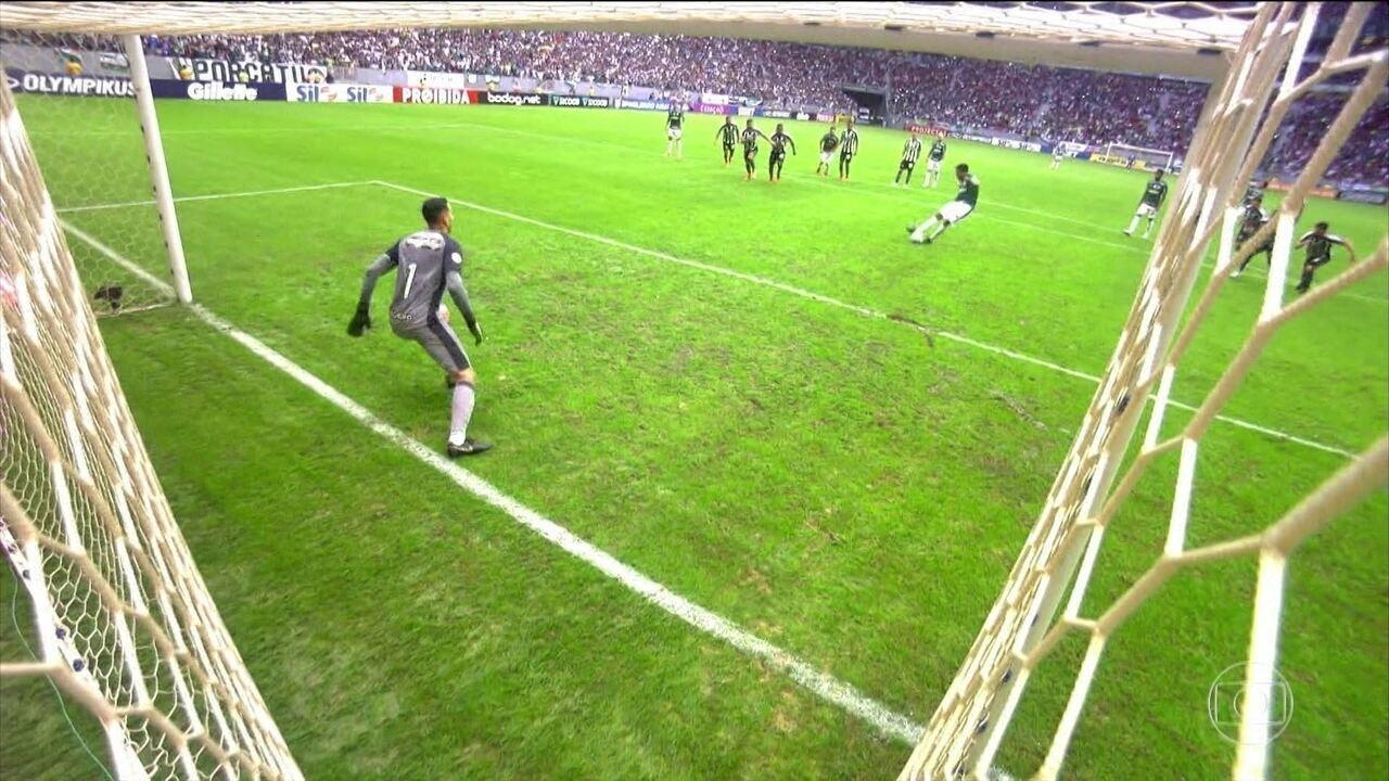 Presidente do STJD determina a CBF não contar os pontos do jogo entre Botafogo x Palmeiras