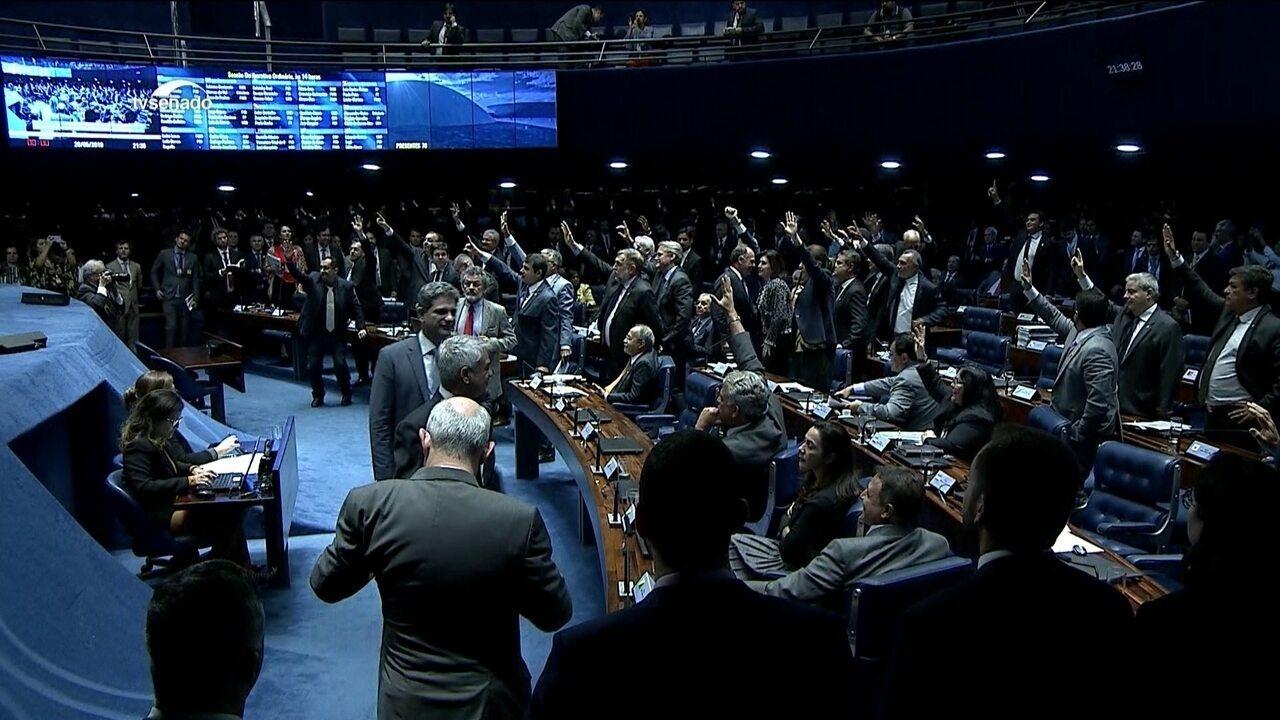 Senado aprova reforma administrativa e Coaf volta para o Ministério da Economia