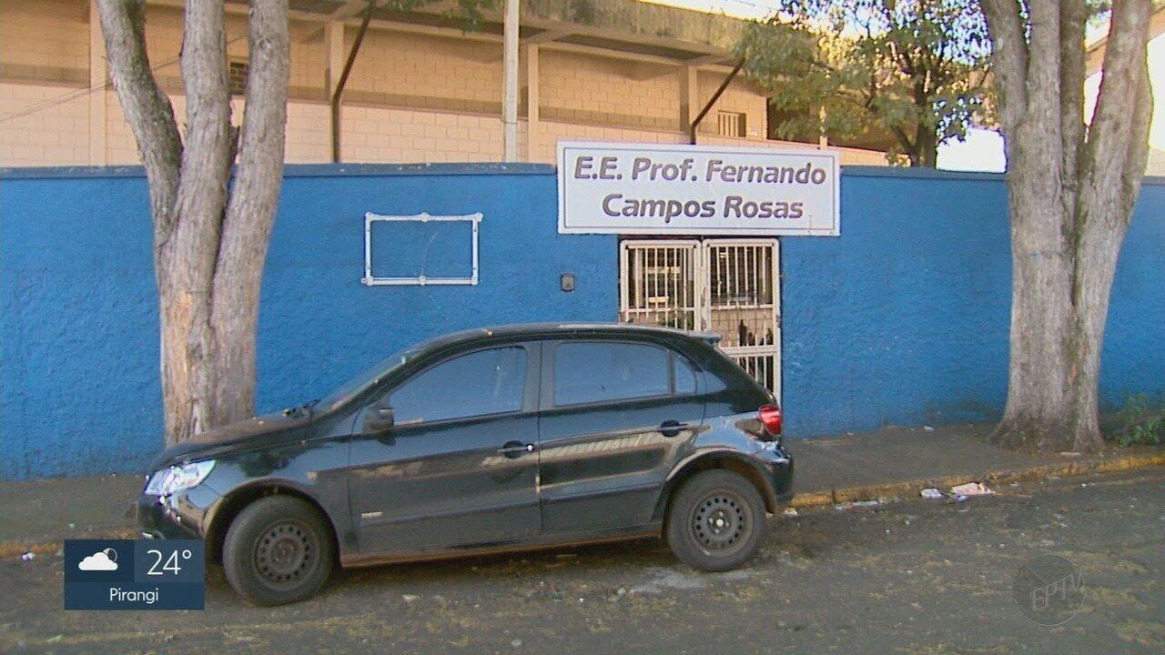 Professor é agredido após chamar atenção de aluno em escola estadual de Cravinhos, SP