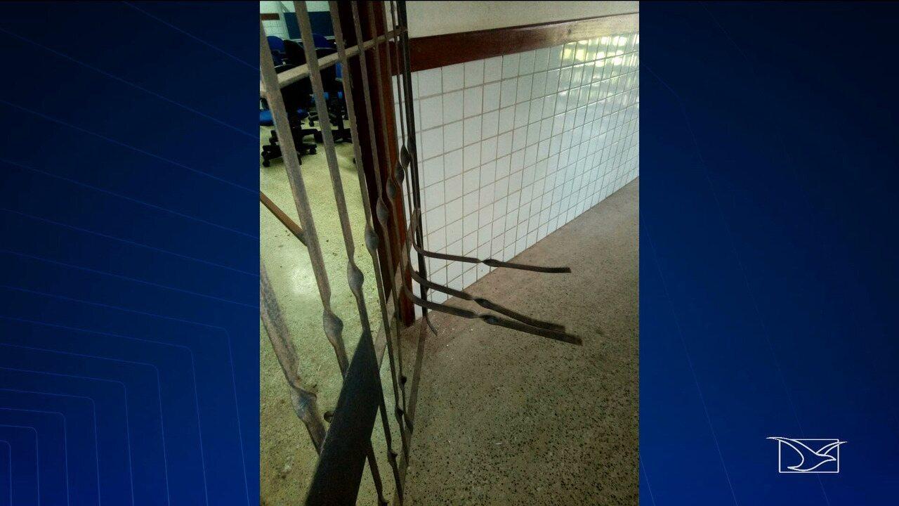 Comunidade reclama de falta de segurança em escola em São José de Ribamar