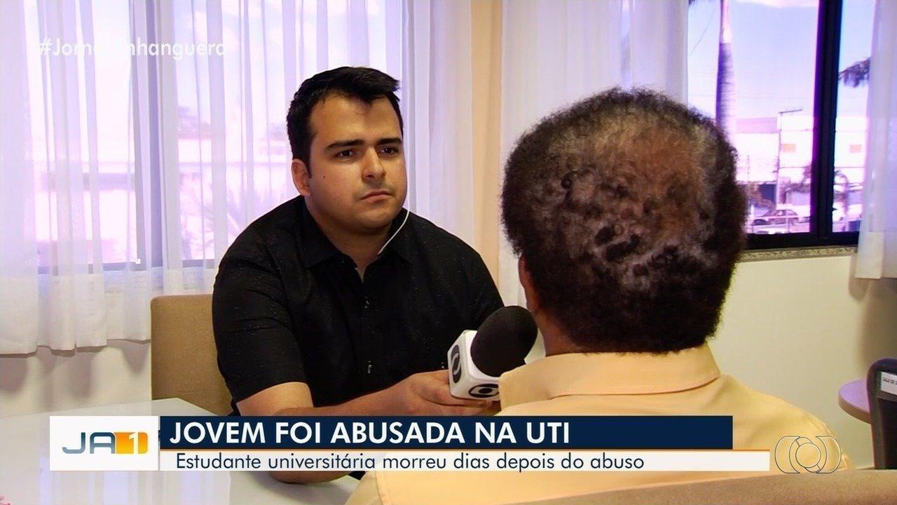 Pai de jovem que morreu após estupro em UTI crê que filha tentou contar sobre abuso