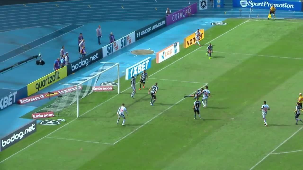 Melhores momentos: Botafogo 1 x 0 Vasco pela 7ª rodada do Brasileirão 2019