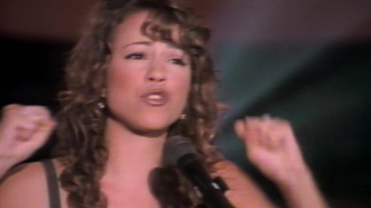 Reveja a participação de Mariah Carey no Vídeo Show