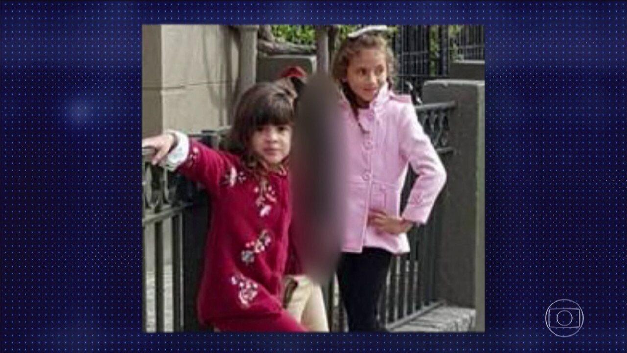 Desabamento mata duas meninas brasileiras durante passeio no Chile