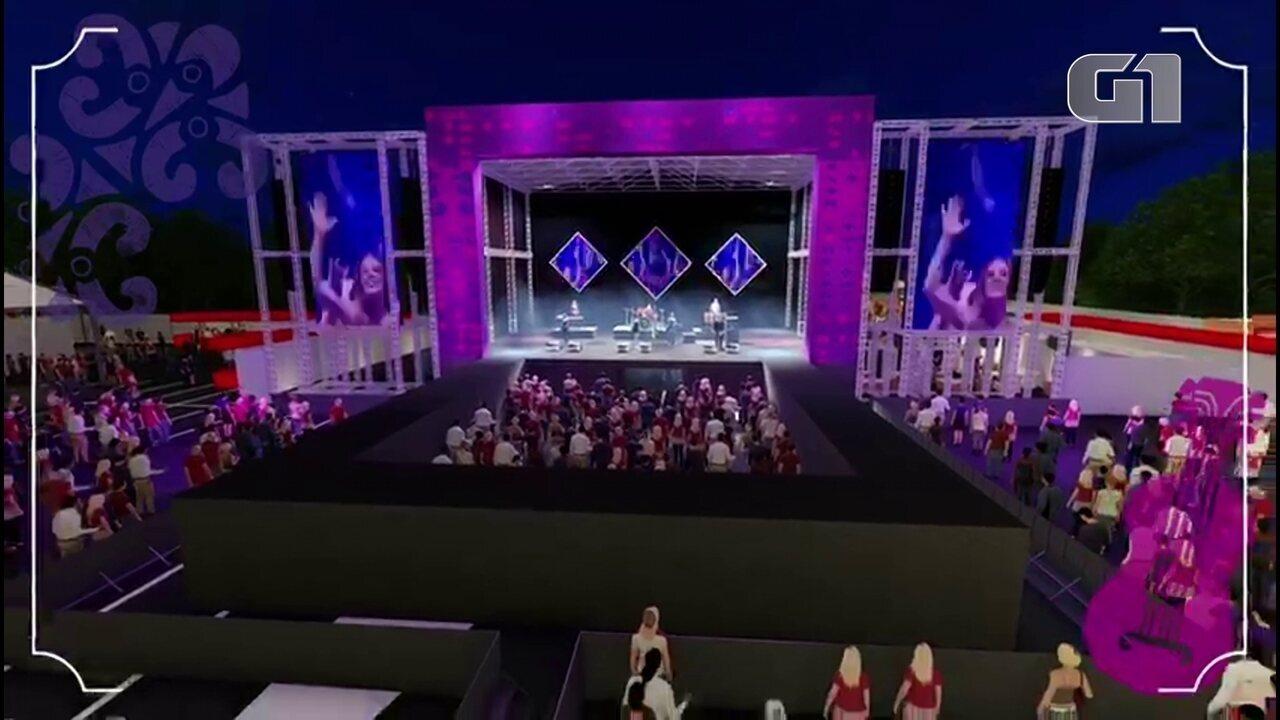Capitá Premium oferece a melhor visão do palco de todo o São João da Capitá