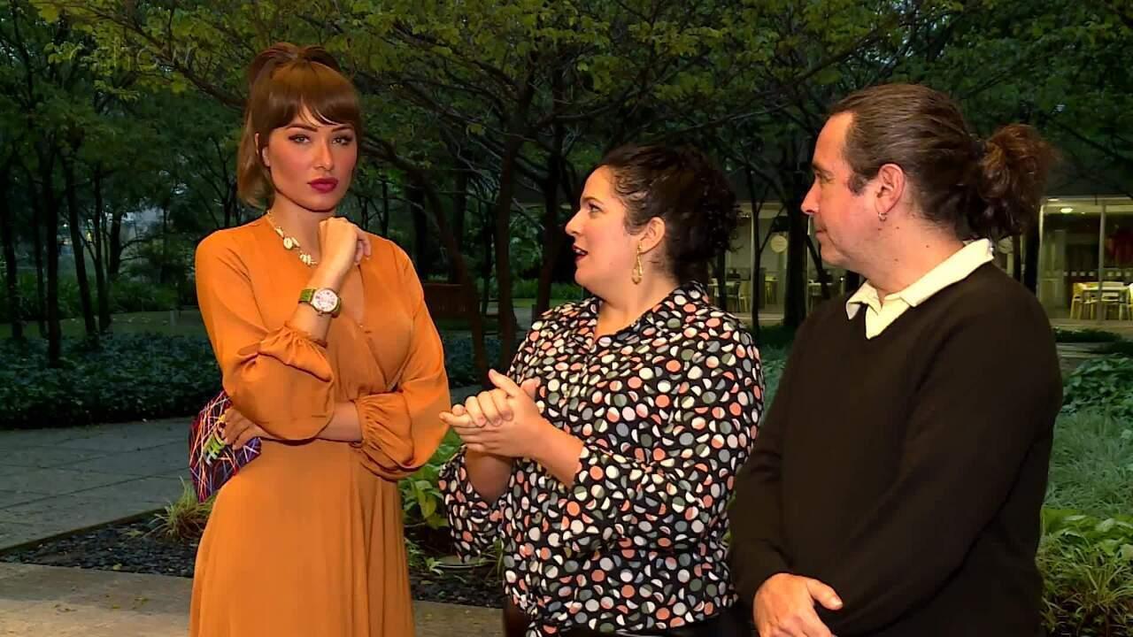 Preparadores vocais falam dos desafios do 'Show dos Famosos'