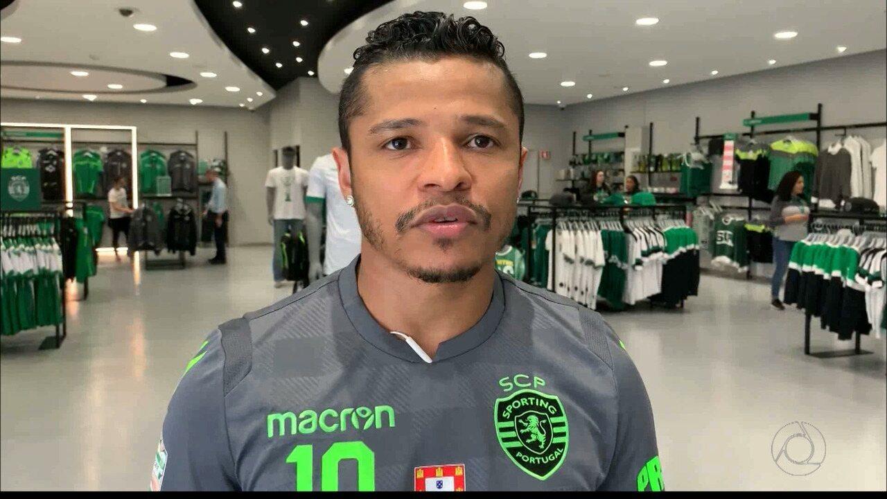 Paraibano Deo vive boa fase no futsal do Sporting-POR