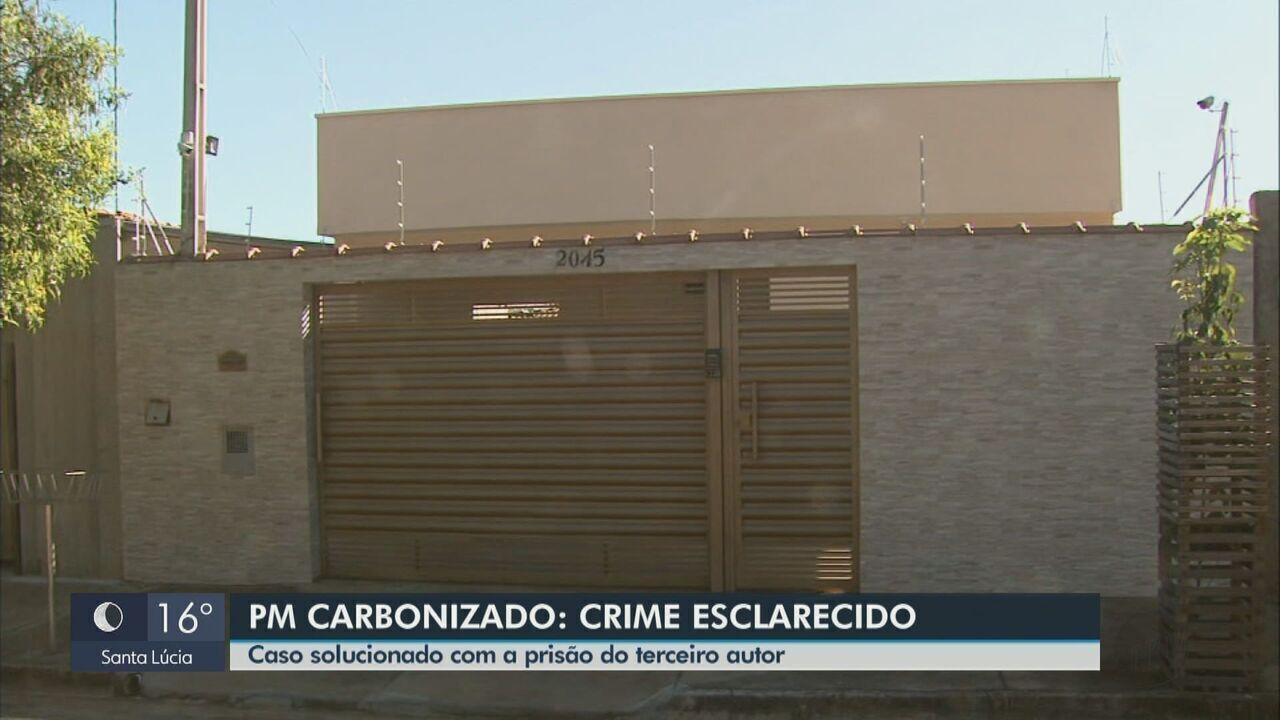 Pedreiro suspeito de matar policial militar em Araraquara é preso
