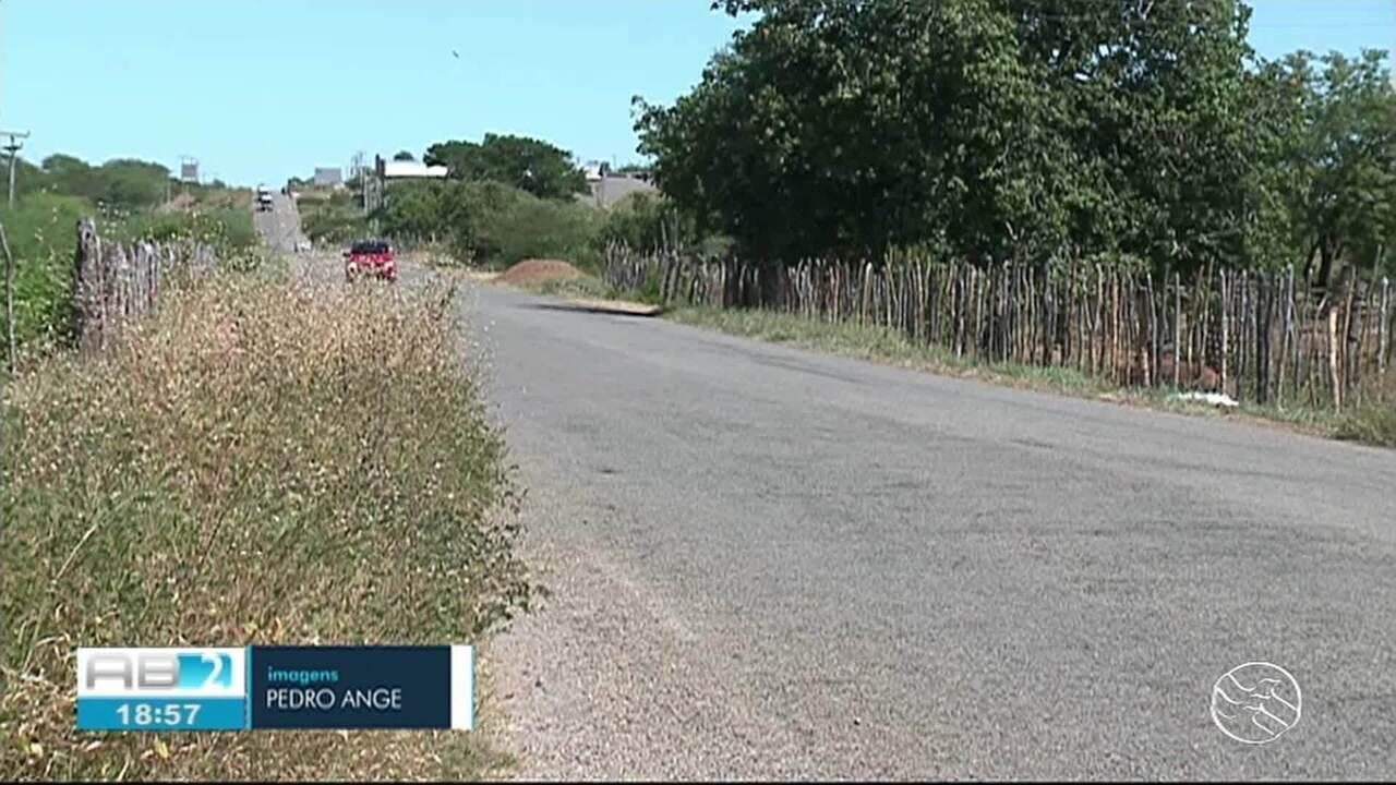 Mulher morre em acidente na PE-365 no Sertão de Pernambuco