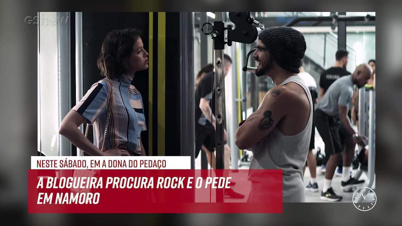 Resumo do dia - 08/06 – Jô procura Rock e o pede em namoro