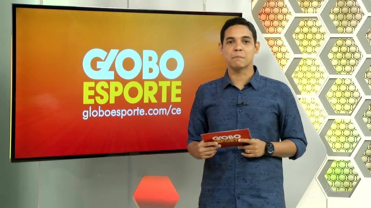 Globo Esporte Ce Globo Esporte Ce Tem Novo Apresentador A