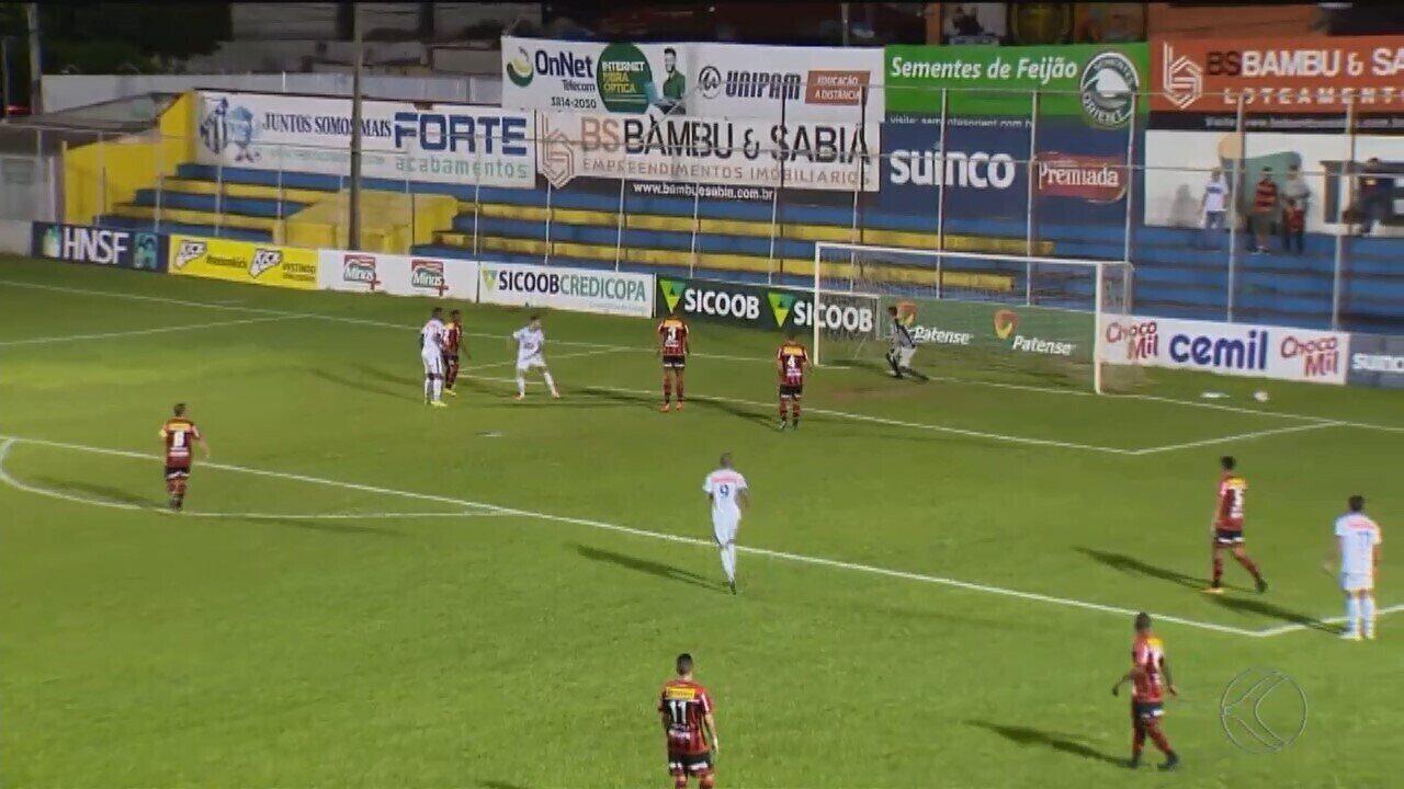 URT vence Ituano na despedida da Série D do Brasileiro