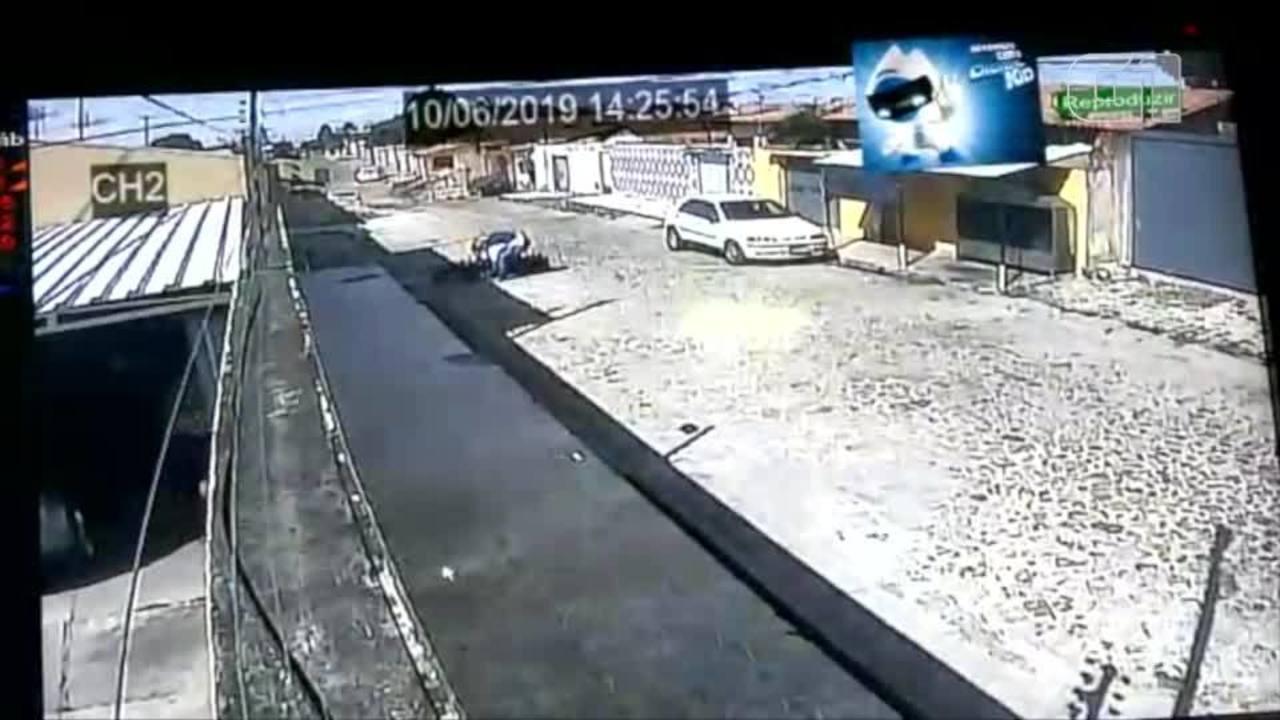 Suspeito é perseguido após assaltos na Zona Sul de Teresina