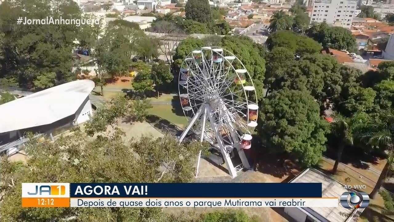 Prefeitura dá prazo para reabertura do Parque Mutirama, em Goiânia
