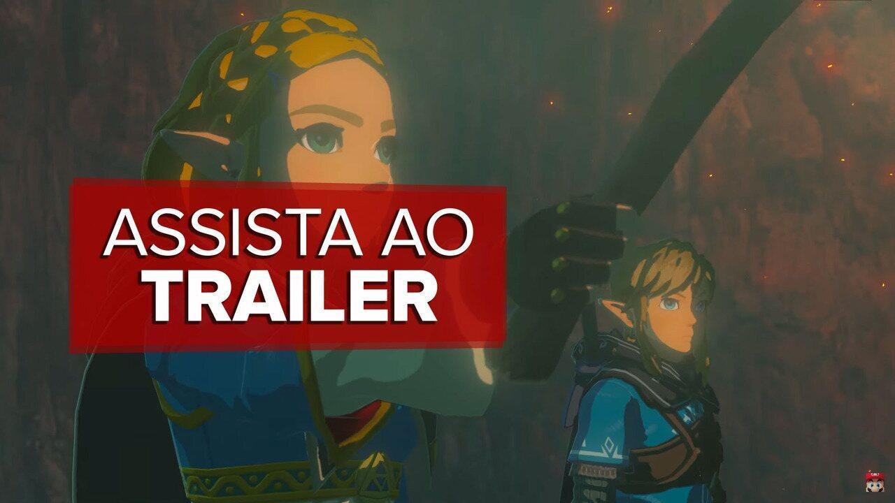 Nintendo anuncia continuação de 'Zelda: Breath of the wild' na E3 2019