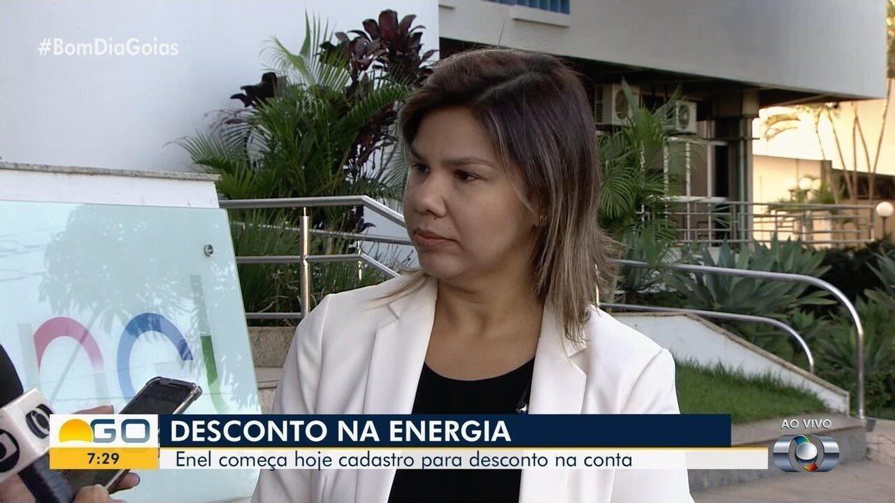 Veja como se cadastrar para ter acesso a desconto na conta de luz em Goiás