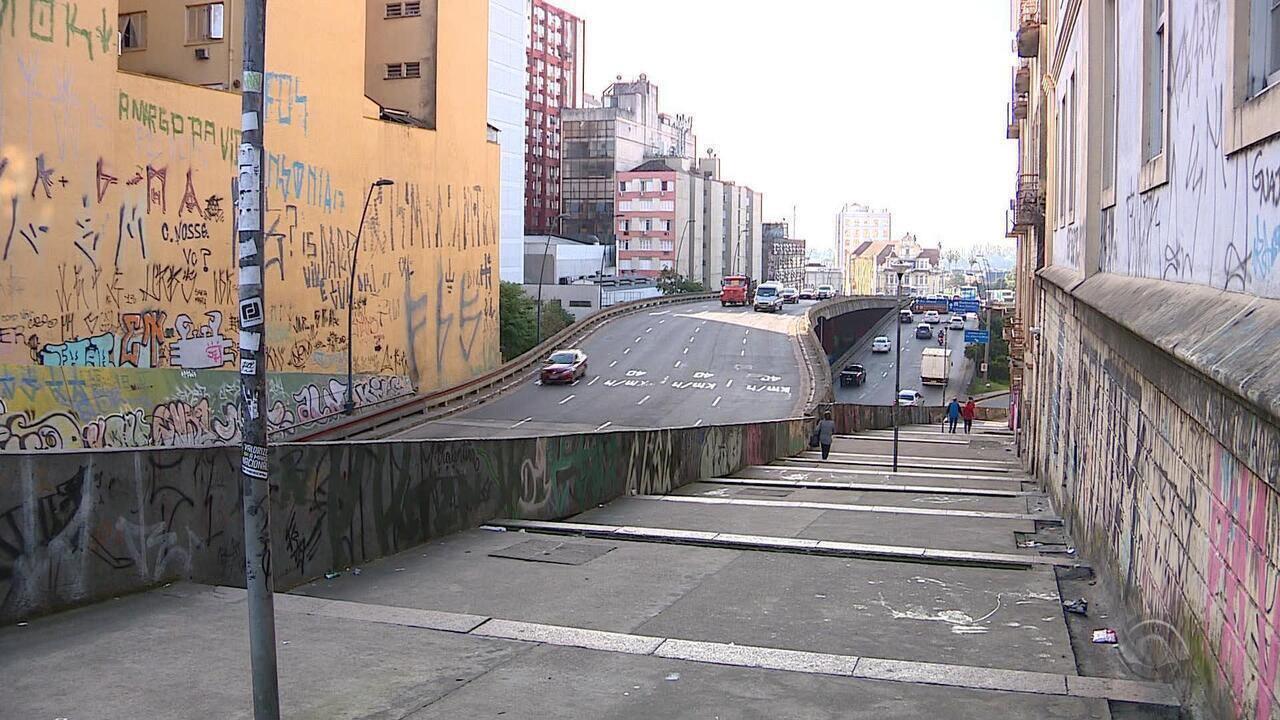 Corpo de mulher é encontrado próximo ao Túnel da Conceição, em Porto Alegre
