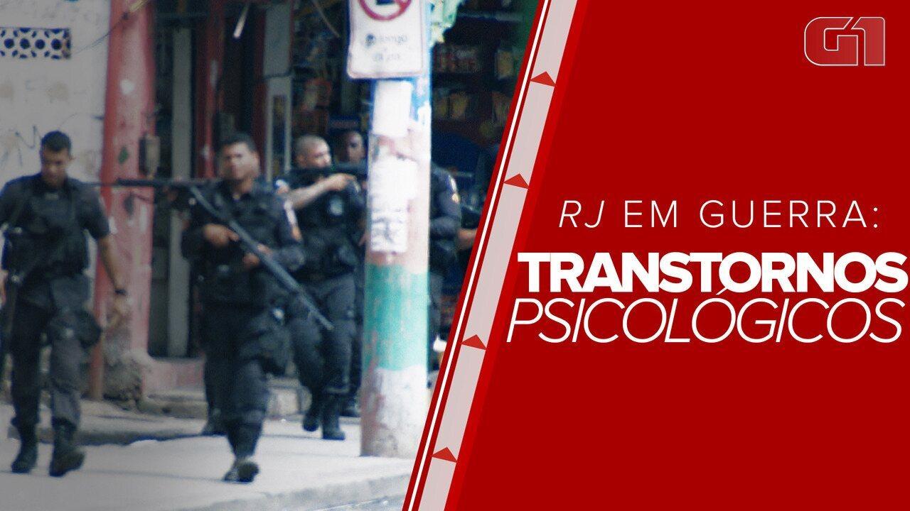 Polícia Militar tem 1 psicólogo disponível para atender mais de 500 agentes no RJ