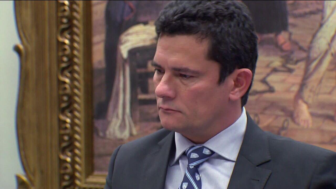 Câmara dos Deputados aprova um convite para que Sérgio Moro participe de audiência pública