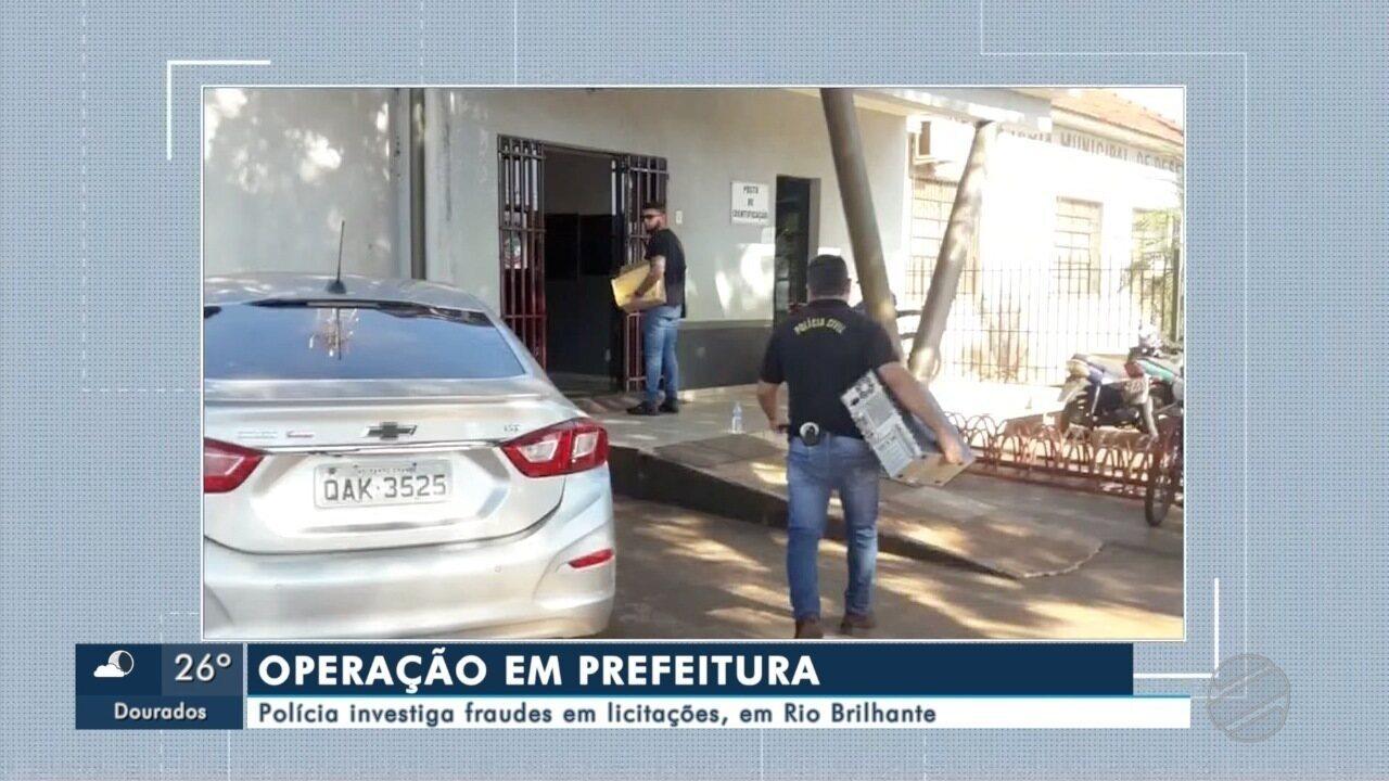 Polícia prende 6 pessoas durante investigação de fraude