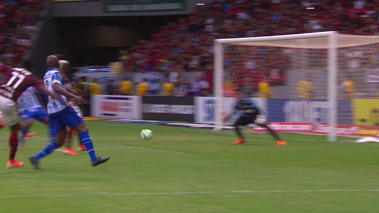 Melhores momentos: CSA 0 x 2 Flamengo pela 9ª rodada do Brasileirão 2019
