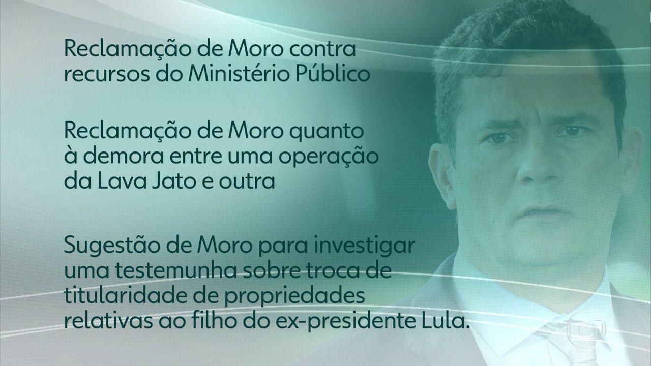 Site Intercept divulga novas conversas atribuídas a Sérgio Moro e a Deltan Dallagnol