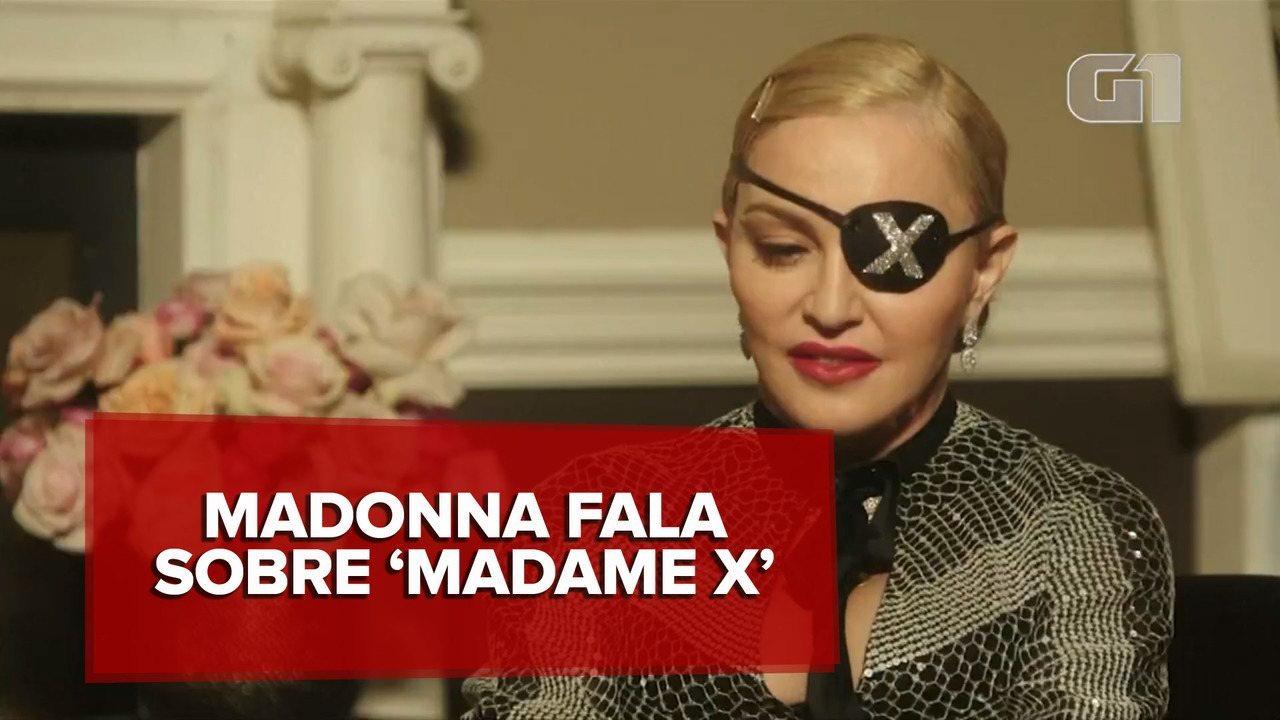 Madonna fala sobre 'Madame X