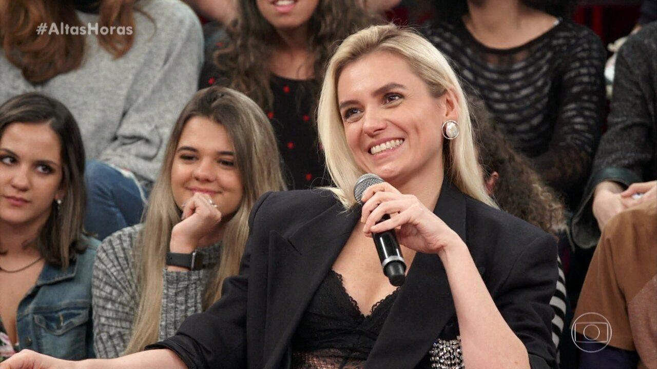 Monica Iozzi diz que não consegue falar com Fernanda Montenegro até hoje