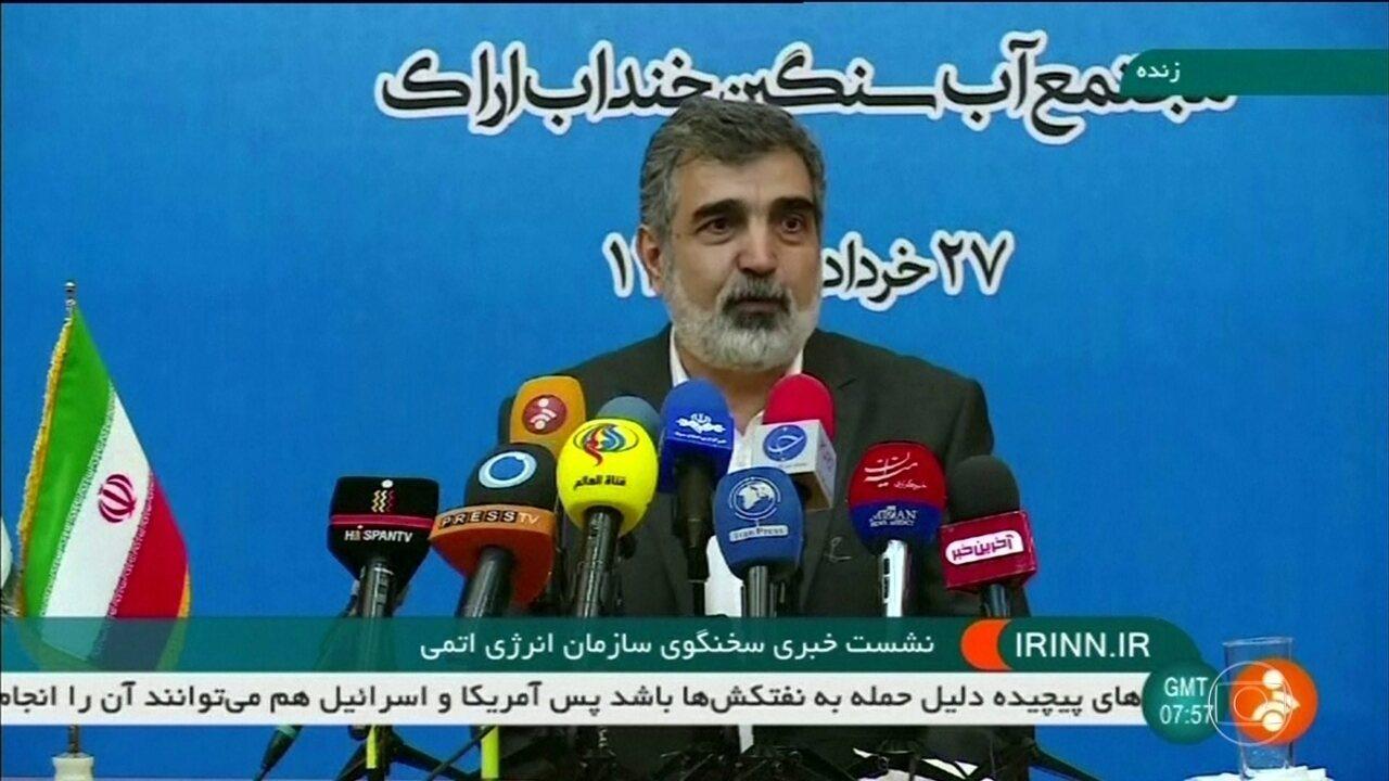 Irã deve aumentar estoque de urânio enriquecido em dez dias