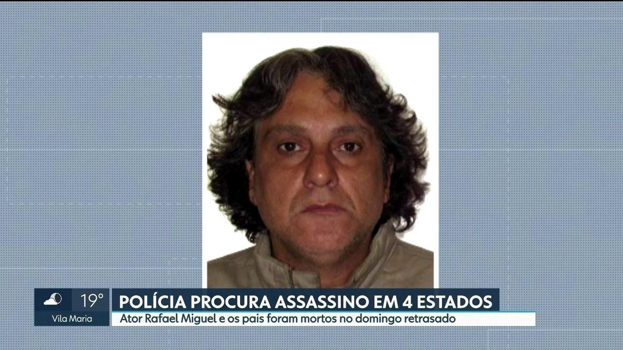 Policiais de quatro estados participam de busca por Paulo Cupertino