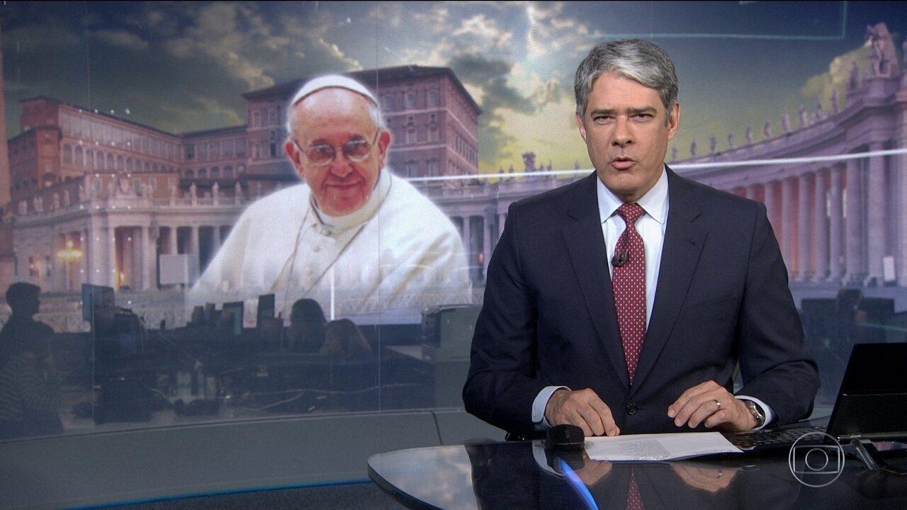 Vaticano sugere que igreja pode ordenar homens casados como padres na Amazônia