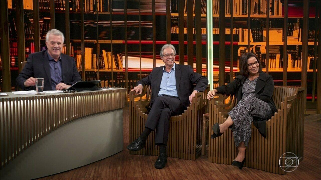 Mozart e Denise falam sobre a importância de se investir em educação no Brasil