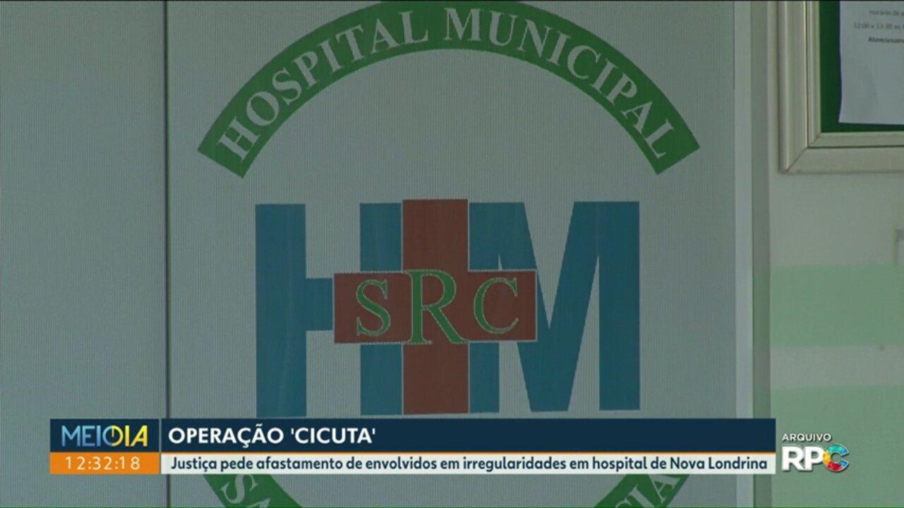Justiça pede afastamento de funcionários envolvidos com irregularidades em hospital