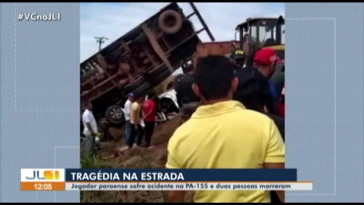 Vítimas do acidente na BR-155 continuam internadas no hospital municipal de Marabá
