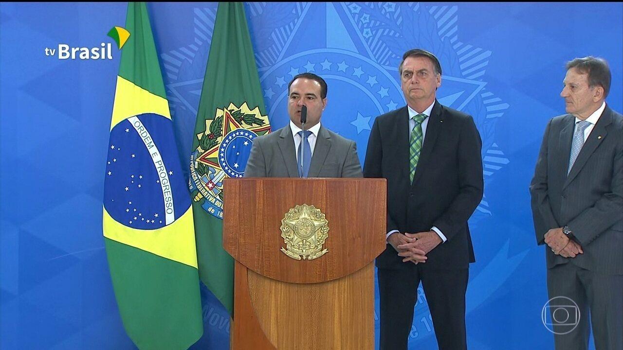 Jorge Antonio de Oliveira Francisco assume a Secretaria-Geral da Presidência