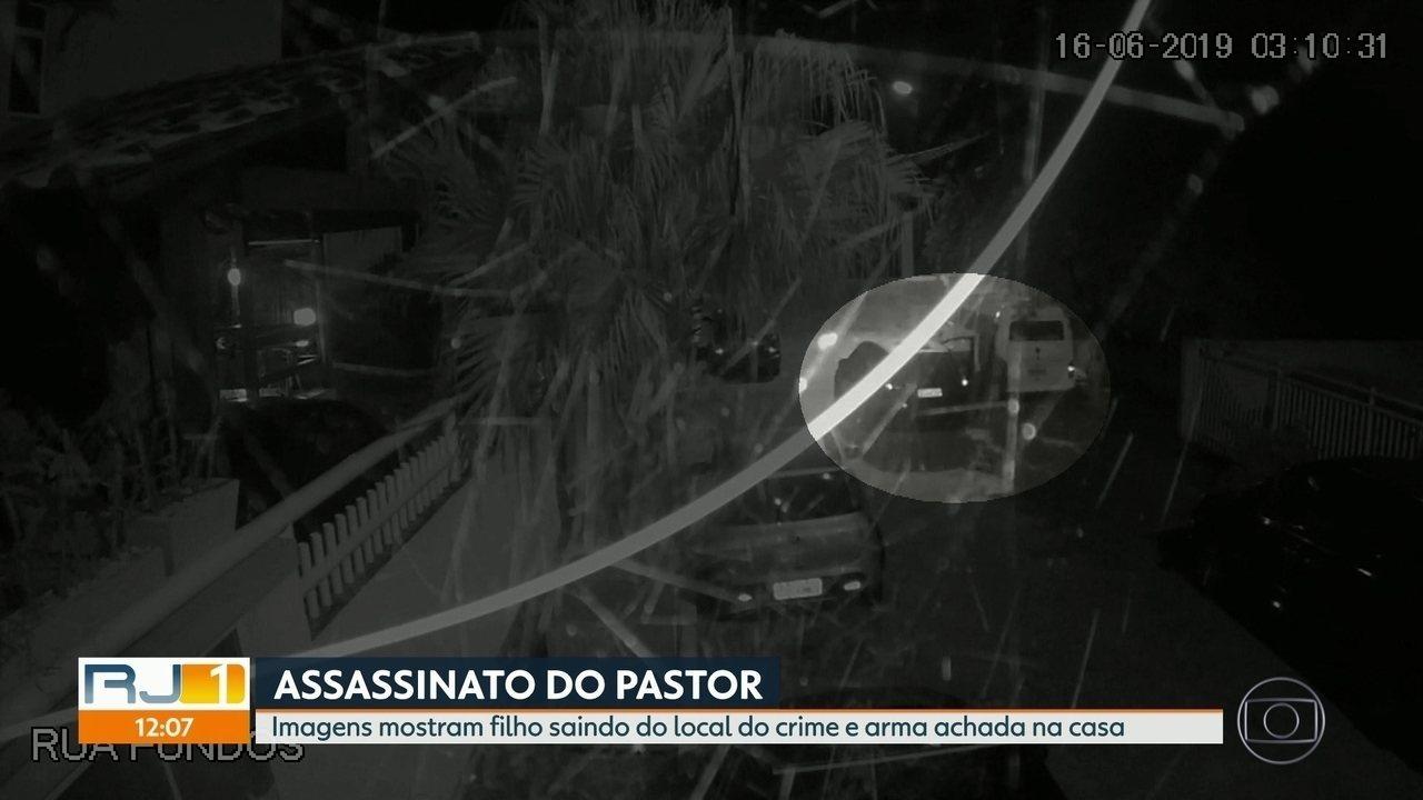 Imagens mostram movimentação na casa na noite do assassinato do pastor Anderson do Carmo
