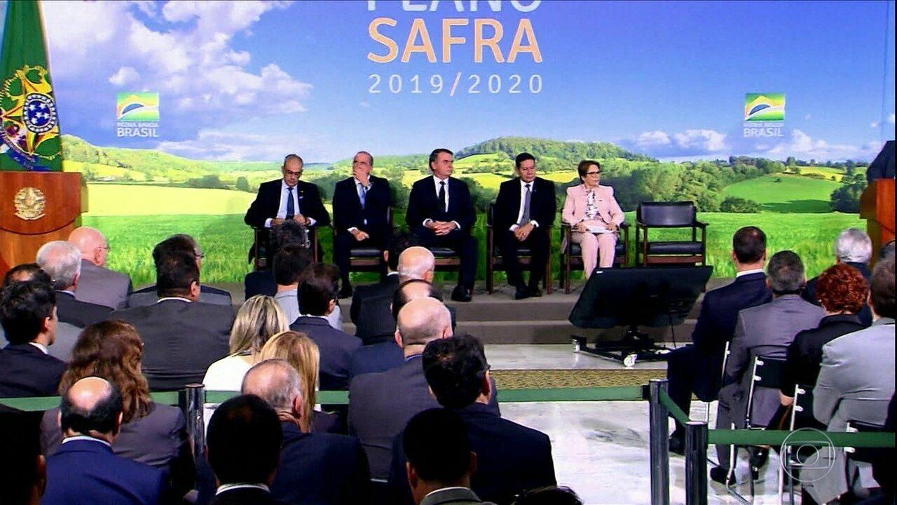 Novo Plano Safra tem mesmo valor do ano passado, mas há mudanças nos investimentos