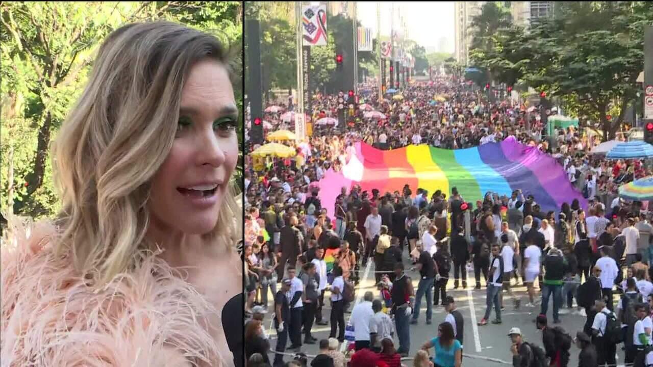 Parada do Orgulho LGBT em São Paulo tem 19 trios elétricos