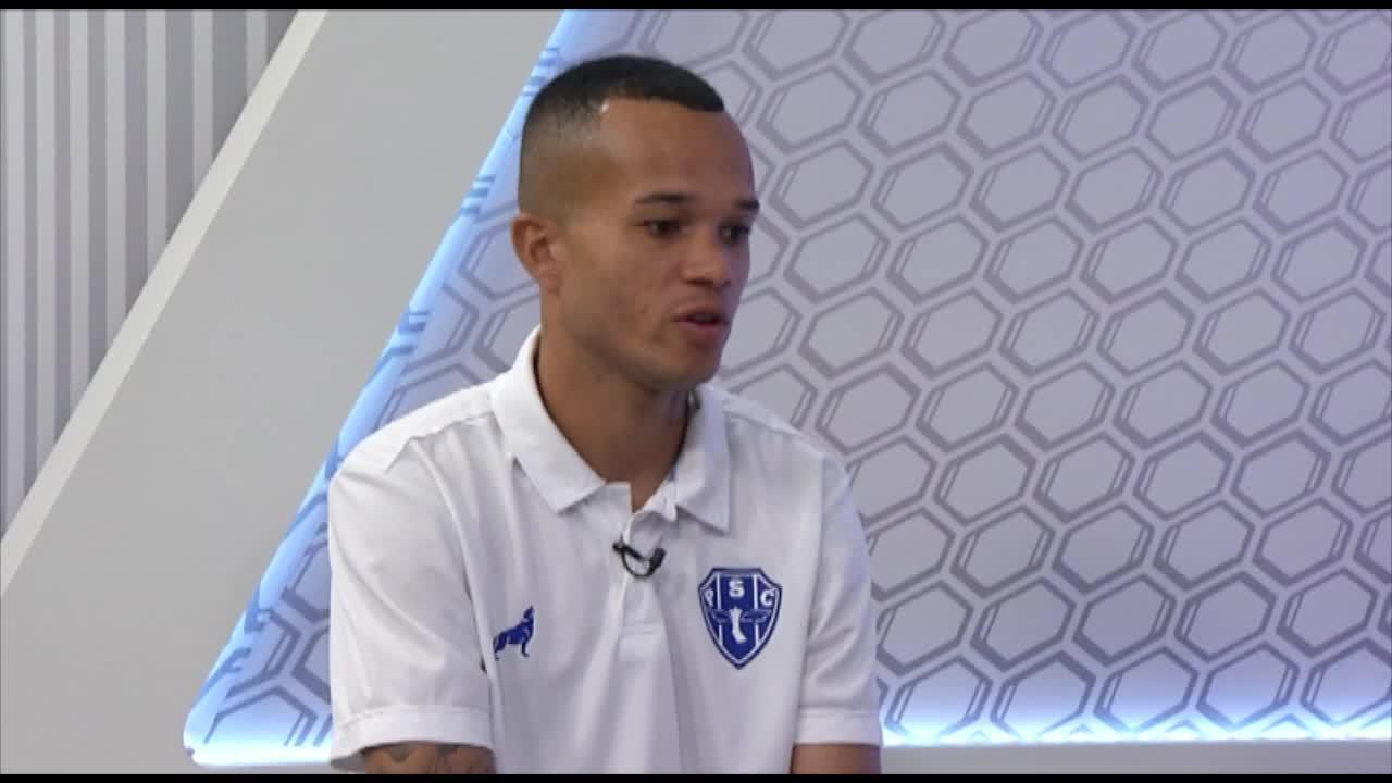 GE na Rede: veja a íntegra da entrevista com Uchôa, volante do Paysandu