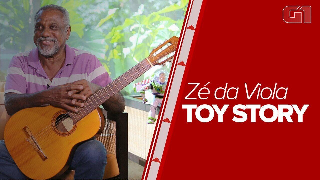 Conheça o cantor das músicas do filme 'Toy Story'