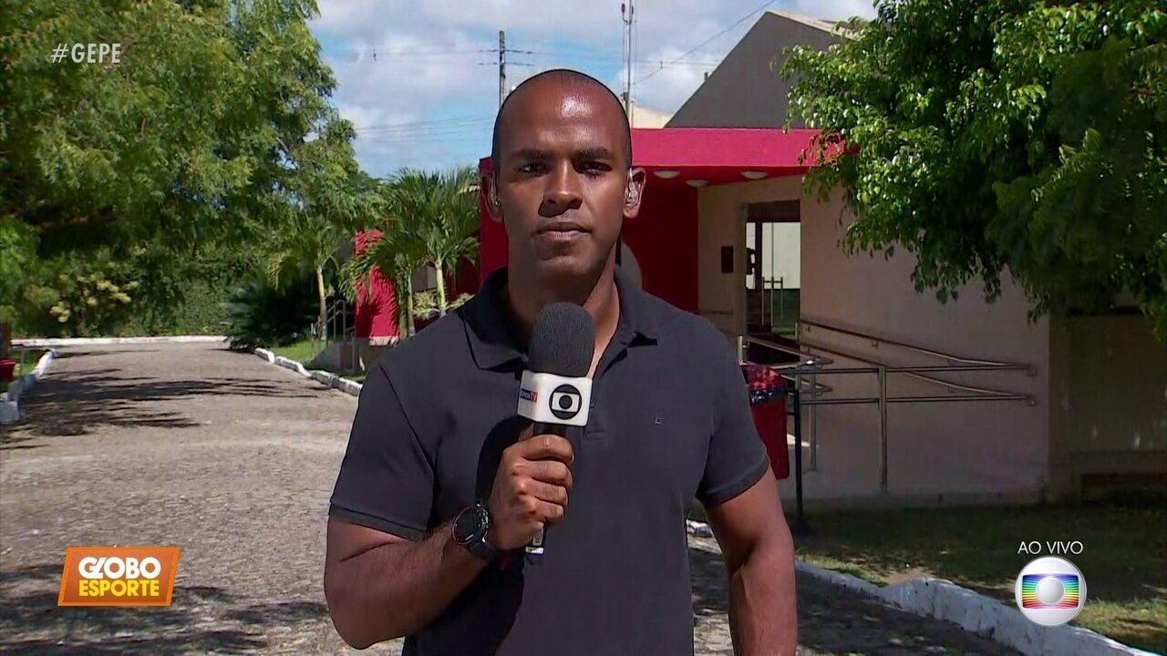 No Sport, Magrão segue sumido e colocou clube na Justiça