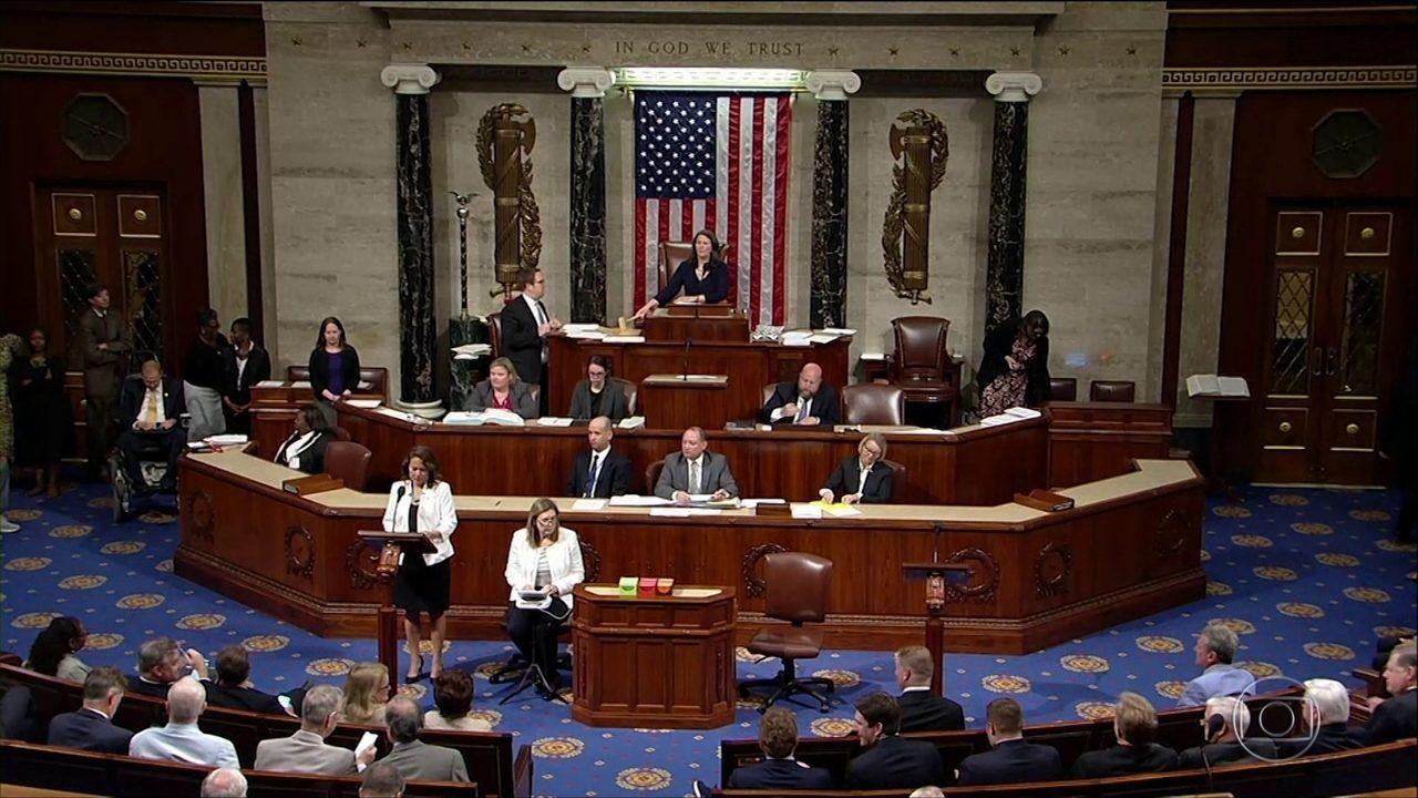 Câmara dos EUA aprova ajuda de US$ 4,5 bi para enfrentar crise migratória