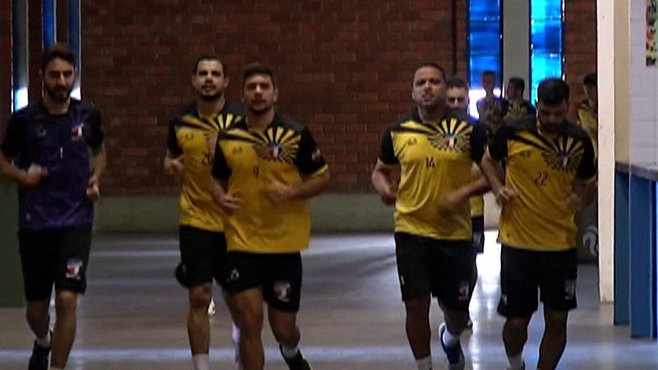 Mogi Futsal retoma atividades para sequência da temporada