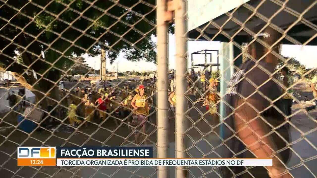 MPDFT pede a proibição da entrada da Torcida Facção Brasiliense em estádios do DF