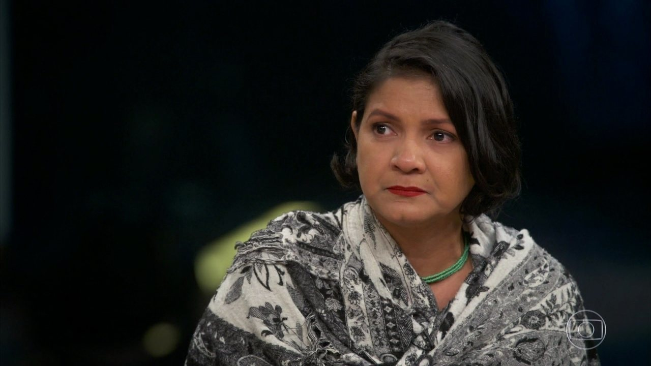Claudelice Santos lamenta política ambiental do governo