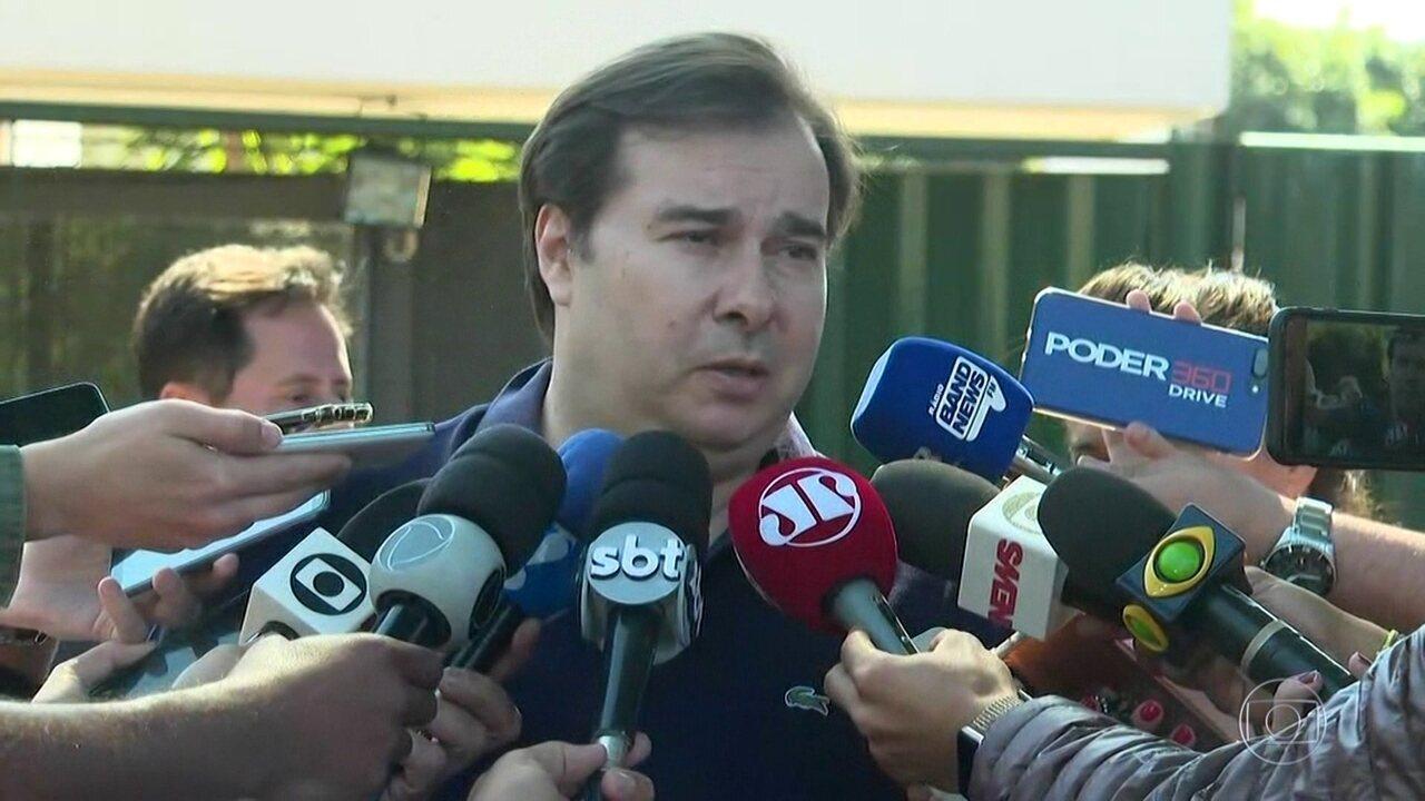 """Presidente da Câmara prevê aprovação da Reforma da Previdência """"com boa margem de votos"""""""