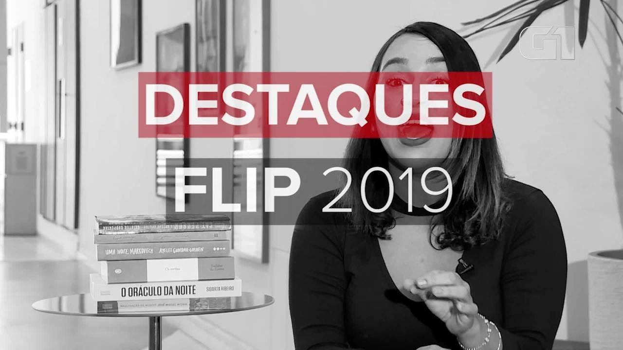 Flip 2019: Conheça as cinco principais atrações da Festa Literária Internacional de Paraty