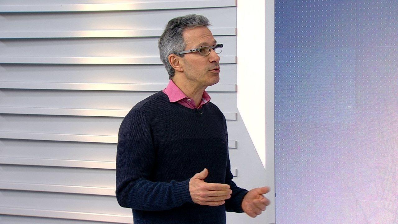 Governador Romeu Zema analisa primeiro semestre do mandato