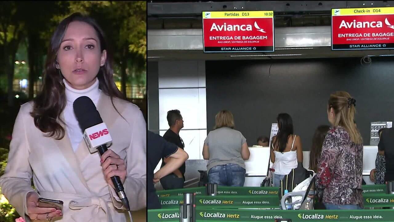 Gol e Latam ficam com parte dos voos da Avianca Brasil