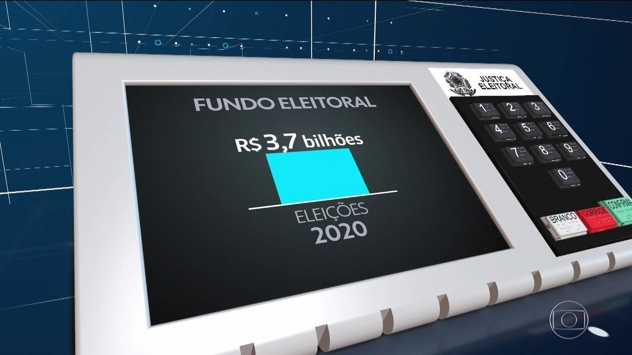 Congresso pode dobrar verba destinada ao fundo eleitoral